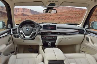 Nové BMW X5