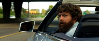 Zach Galifianakis jako Alan, (C) 2013 WARNER BROS. ENTERTAINMENT