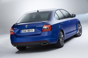 Škoda Octavie RS
