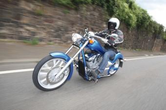 Motocykl Honda Custom, Menhouse