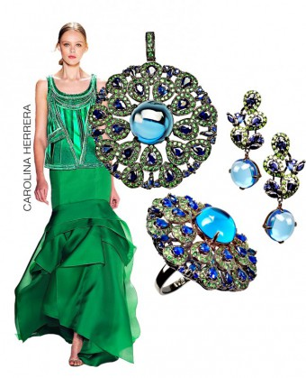 Kolekce Sapphires&Rubies