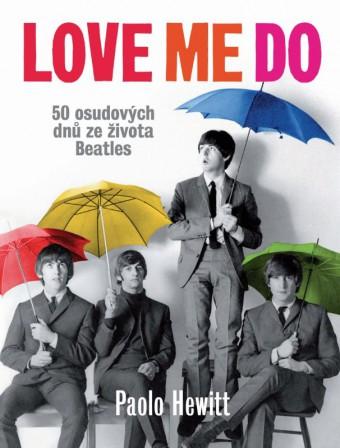 Nová kniha o Beatles - Love Me Do