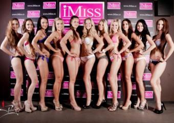 Finalistky iMiss 2013