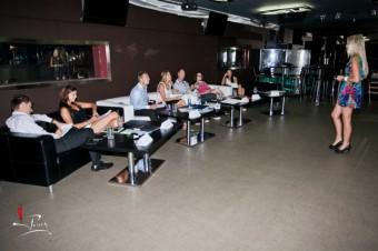 Casting iMiss v klubu Hany Bany
