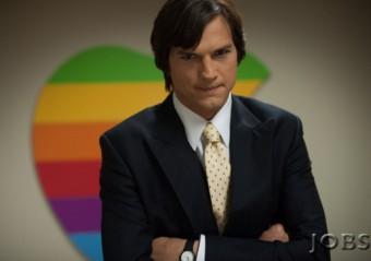 Ashton Kutcher jako mladý Steve Jobs, film Jobs - Bontonfilm CZ