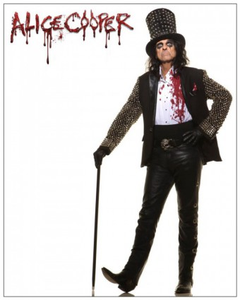 Foto: Alice Cooper Official Facebook