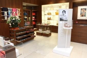 Salvatore Ferragamo otevřel v Pařížské svůj butik