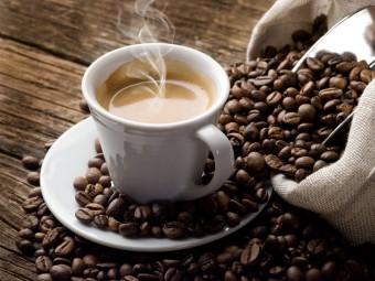 Káva odvodňuje - MÝTUS!