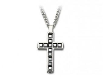 Přívěsek Swarovski ve tvaru kříže, Foto: Swarovski.com