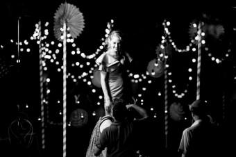 Uma Thurman pro kalendář Campari, foto: Campari Official Facebook Page