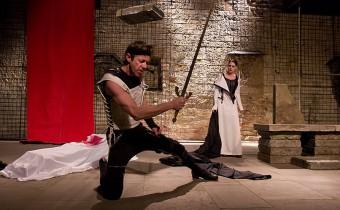 Richard III - Jiří Langmajer a Klára Issová