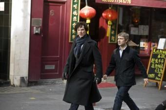 Sherlock, Foto: Česká televize
