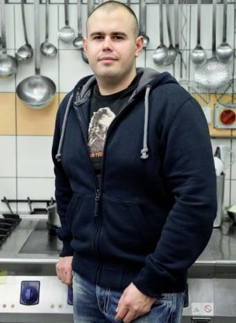 Mistr kuchař David Hlava, Foto: Bageterie Boulevard