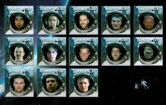 13 adeptů vesmírného letu, ze kterých vzejde jeden vítěz