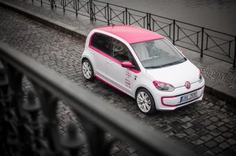 Volkswagen draží na Aukru unikátní mama up