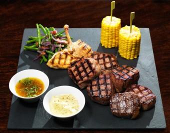 Nabídka restaurace Kobe