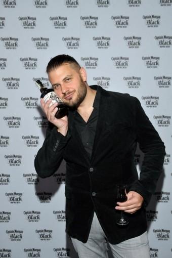 Petr Svoboda, foto: Captain Morgan