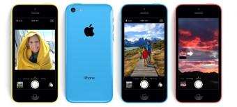 iPhone 5C, foto: apple.com