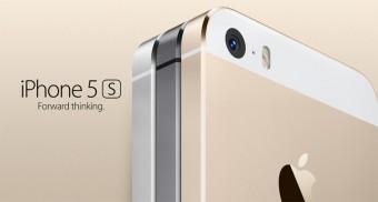 iPhone 5S, foto: apple.com