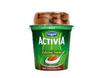 Jogurt BeBe Activia, zdravé ráno