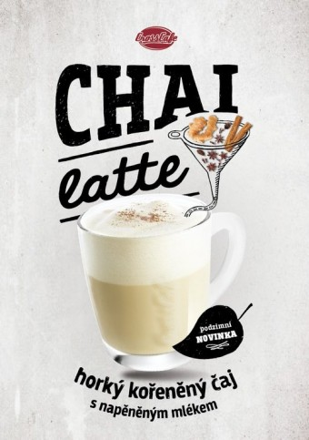 Chai Latté, foto: Cross Café