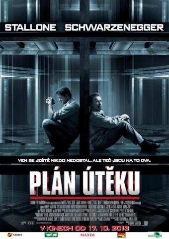 Plakát k filmu Plán útěku
