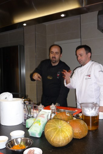 Vařte s našimi šéfkuchaři