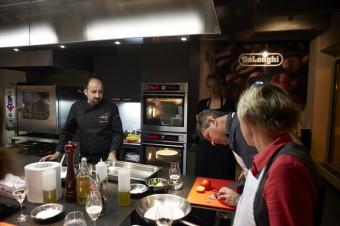 Jak se stát italským šéfkuchařem
