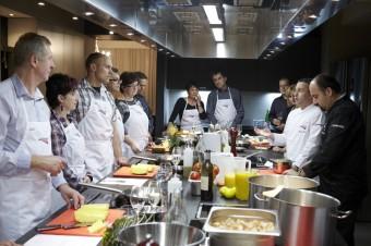 Zábavné kurzy vaření