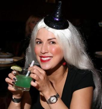 Holmes Place stylově oslavil Halloween