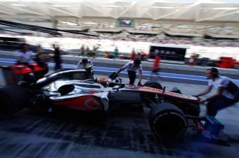 Foto: Yas Marina Circuit 2012 Abu Dhabi
