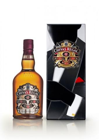 Chivas Regal – vyrobeno pro pravé gentlemeny
