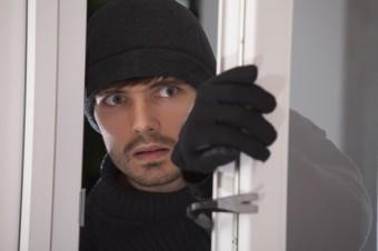 Zloděj, foto: Next