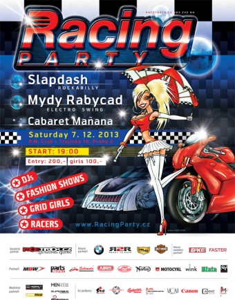 Racing Party Nr.8
