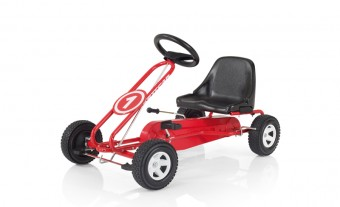 Spa, závodní šlapací autíčko pro děti již od 3 let, 2.990 Kč, www.kettlerprodeti.cz