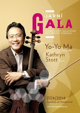 nejlepší violoncellista dneška Yo-Yo Ma
