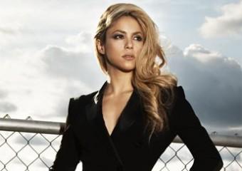 Shakira, foto: Marc Baptiste, zdroj: Shakira Official Facebook