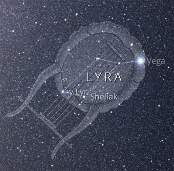 Česko slaví laserovým poselstvím do vesmíru narozeniny Stephena Hawkinga! Foto: aplikace Sky guide