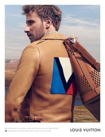 Louis Vuitton představuje novou reklamní kampaň s Matthiasem Schoenaertsem