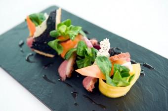 Francouzský restaurant Céleste