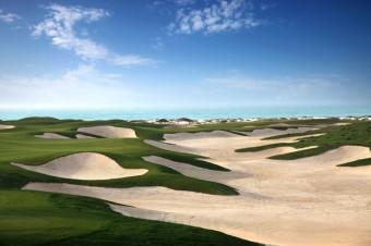 Spojené arabské emiráty / Abu Dhabi - Saadiyat Beach Golf Club