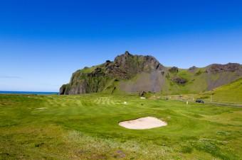 Island - Vestmannaeyjar Golf