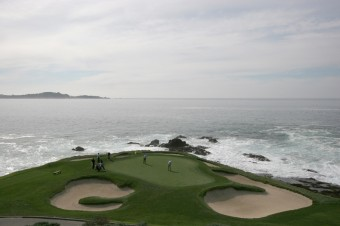 Kalifornie - Pebble Beach Golf