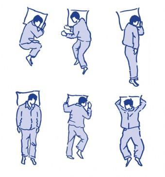 Jak spíte vy?