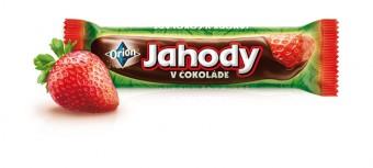 Zamilujte se do Jahod v čokoládě!
