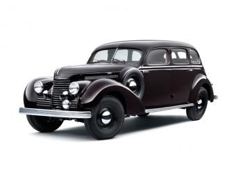 Kompletně zrestaurovaná ŠKODA Superb 4000 (Typ 919): Reprezentant automobilového luxusu čtyřicátých let. Foto: ŠKODA AUTO