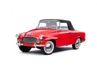 ŠKODA Felicia: Oblíbený vůz ze šedesátých let, jehož sběratelská hodnota stále roste. Foto: ŠKODA AUTO