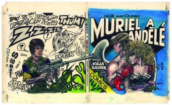 Kája Saudek: Muriel a andělé