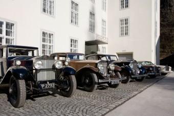 Největší Rolls Royce muzeum je v Dornbirnu, Foto: Rolls Royce Museum