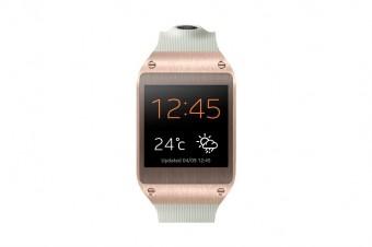Samsung Galaxy Gear V7000 (Gold White), Alza.cz, 4 990 Kč